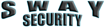 Sway Security Logo - Sticky Menu Mobile