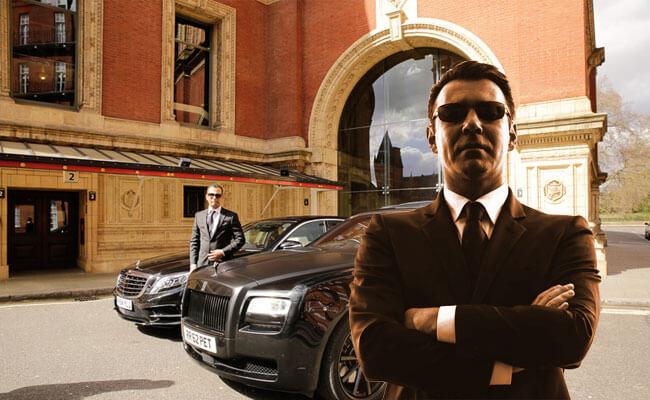 Las Vegas Bodyguard Services