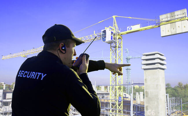 Las Vegas Construction Site Security Services