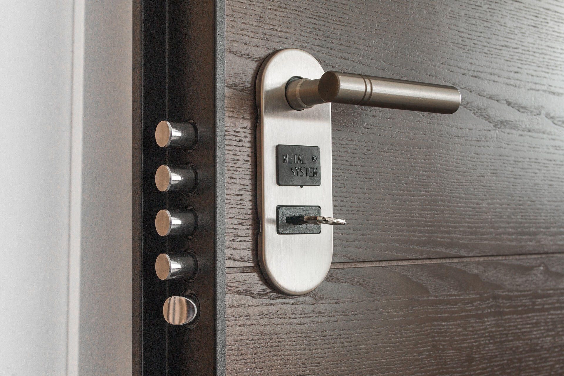 High-Security Key Systems Keep Your Business Safe - SwaySecurity