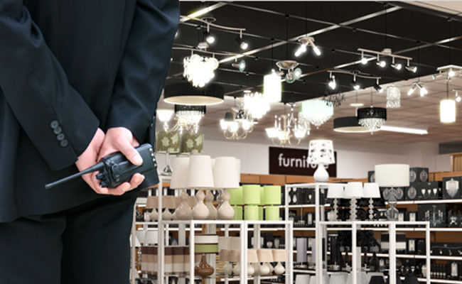 Retail Loss Prevention - SwaySecurity Las Vegas